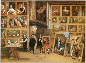 De schilderijenverzameling van Aartshertog Leopold Wilhelm (1614-1661)