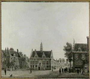 Het stadhuis van IJsselstein