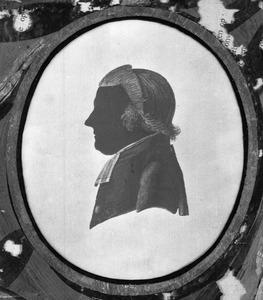 Portret van Johannes Wigeri (1750-1818)