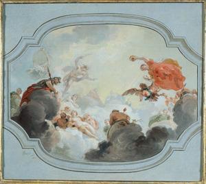 Roof van Ganymedes
