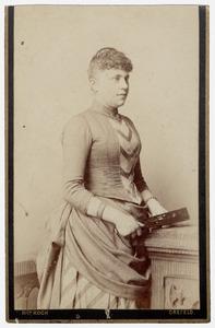 Portret van Jeannette Willemse