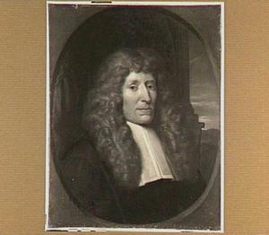 Portret van Cyprianus Regnerus van Oosterga (1614-1687)