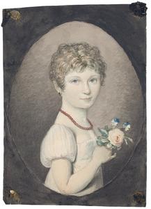 Portret van Jeanne Marie Boissevain (1798-1885)