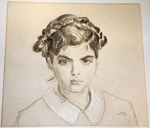 Meisjesportret