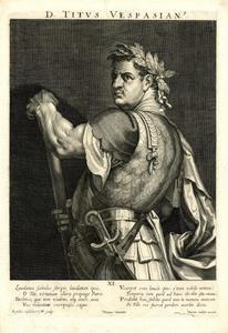 Portret van de Romeinse keizer Titus (39-81)