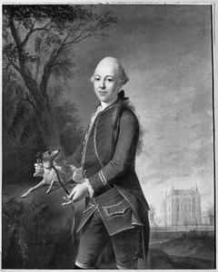 Portret van Johan Govert Adolf van Hardenbroek (1752- )