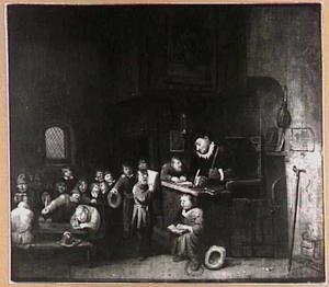 Een schoolklas