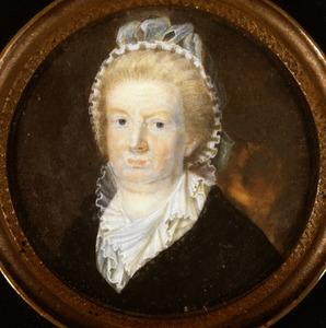 Portret van mogelijk Maria Frederica van Reede (1748-1807)