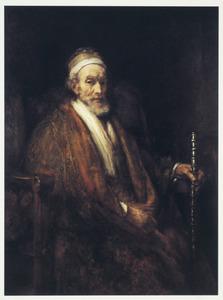 Portret van  Jacob Trip (ca. 1575-1661)