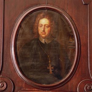 Portret van een lid van de familie Van Pallandt