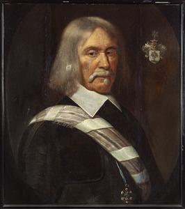 Portret van Isaac de Vigny ( -1662)