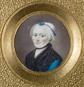 Portret van Johanna Veenendaal (....-1779)