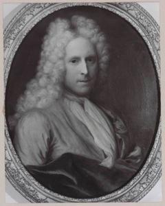 Zelfportret van Hendrik van Limborch (1681-1759)