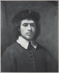 Zelfportret van Barent Fabritius (1624-1673)