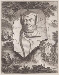 Portret van Petrus Dathenus (1531/1532-1588)