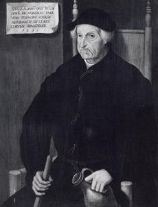 Portret van Dierick Florisz. (?-?)