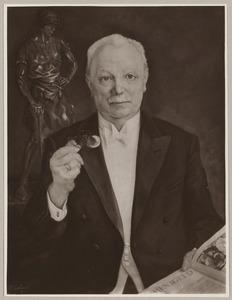 Portret van Johannes Gerardus Charles Volmer (1865-1935)