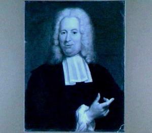 Portret van Petrus Wesseling (1692-1764), hoogleraar in Utrecht 1735-1764