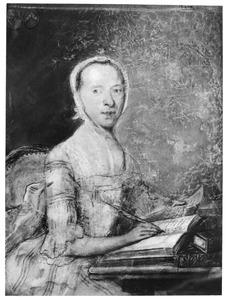 Portret van Elisabeth Buys (1743-1821)