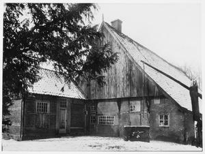 Boerderij 'De Waarbeek', waar Piet Mondriaan en Albert Hulshoff Pol ca. 1906-begin 1908 atelierruimte hadden