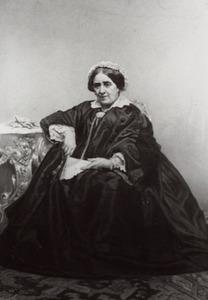 Portret van Rudolphina Wilhelmina Elizabeth de Sturler (1799-1873)