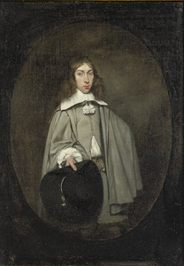 Portret van Jan Craeyvanger (1641-?)