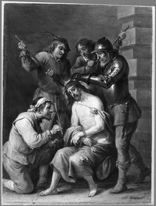 De vijftien mysteriën van de rozenkrans: de doornenkroning van Christus