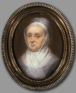 Portret van Jenneke van Rijn ( -1801)