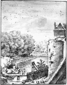 Stadswal en Lucasbolwerk te Utrecht