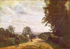 De weg van Sèvres naar Parijs