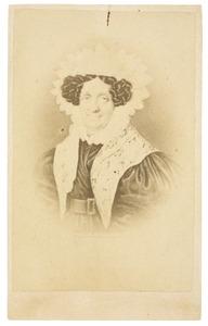 Portret van Cornelia Maria de Brauw (1773-1842)