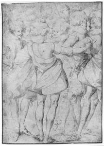 Bal aan het hof te Nancy, 1603