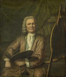 Portret van Jan Maurits Quinkhard (1688-1772)