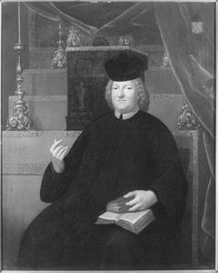 Portret van pastoor Jacob Ignatius Krijs (1663-1724)