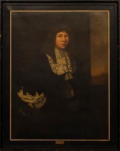 Portret van Jaerich Heres van Ockinga (1644-1714)