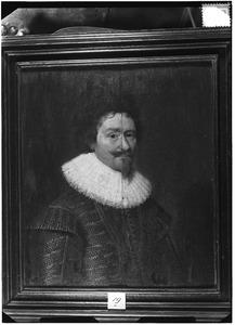 Portret van Jacques Wijts (....-1643)