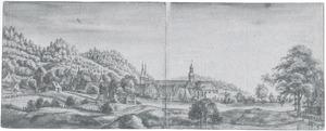 Klooster in Oliva bij Gdańsk