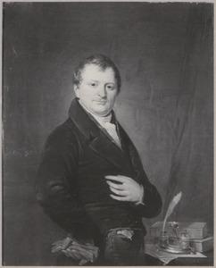 Portret van Adriaan de Bruine (1780-1843)