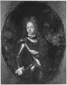 Portret van een onbekende prins