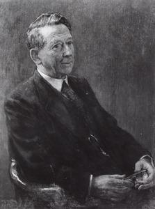 Portret van Adolf Marinus Noppen (1884-1972)