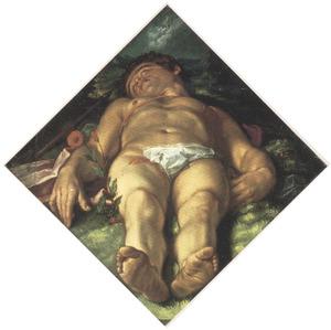Het bloed van de dode Adonis verandert in een anemoon (Ovidius, Met.X 735)
