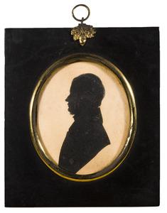 Portret van Saint Vincent Hawkins -Whitshed (1801-1870)