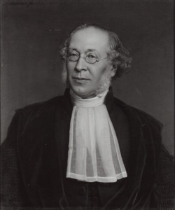 Portret van George Willem Vreede (1809-1880)