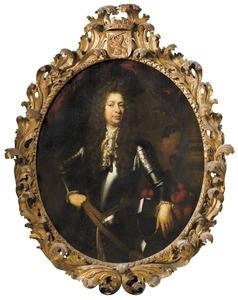 Portret van Joan Ortt (1642-1701), heer van Nijenrode