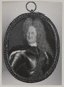 Portret van Friedrich II van Hessen -Homburg (1633-1708)