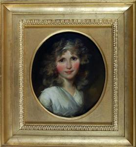 Portret van Geertruyd Willemszen (1770-1846)