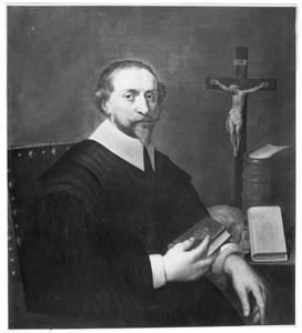 Portret van Martinus Jorisz van den Velden (1603-1639)