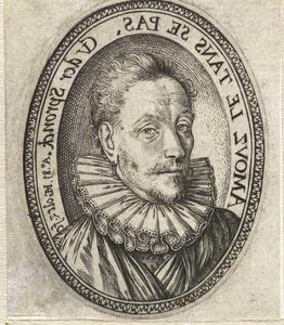 Portret van Gheraert Verspronck (....-....)
