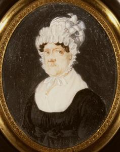 Portret van Maria Elisabeth Snouckaert van Schauburg (1763-1847)
