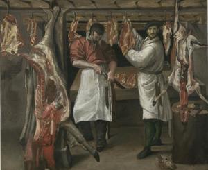De slagerij